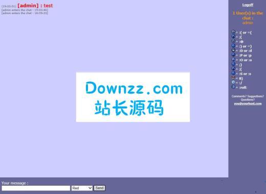 Chatty聊天室v1.0.4