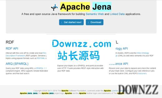 ApacheJena(web语义化框架)v3.1.1
