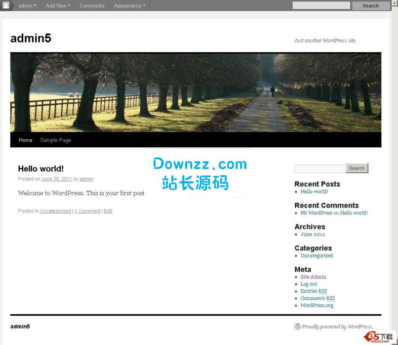 WordPressv5.3beta1